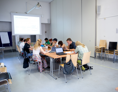 Online Live German Learning for Groups